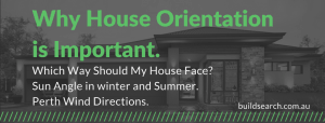 Best House orientation
