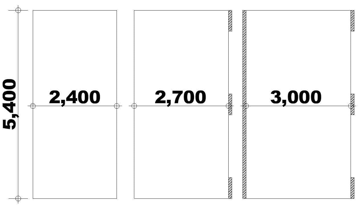 Single Double Garage Size How Much Do You Need Buildsearch