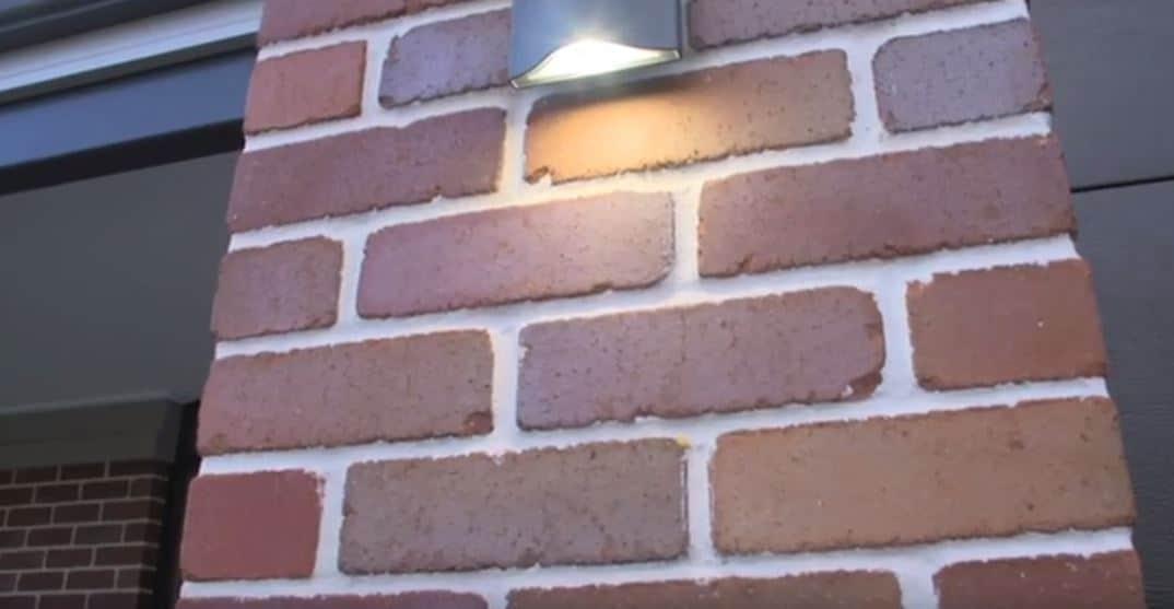 standard brick dimensions