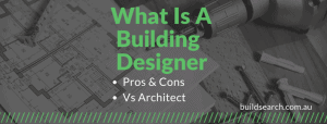 what is a building designer?
