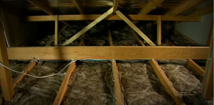 roof insulation cost
