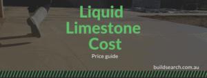 liquid limestone price Perth